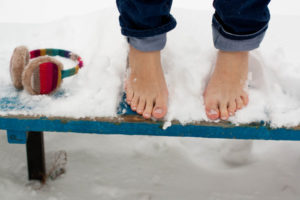 Canberra Podiatry Winter Feet
